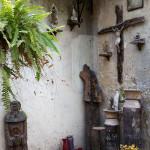 A corner shrine