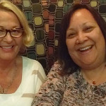 LanYap Network's Angie Tocco relaxing with Christina